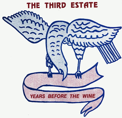 Third Estate ~ 1976 ~ Years Before the Wine