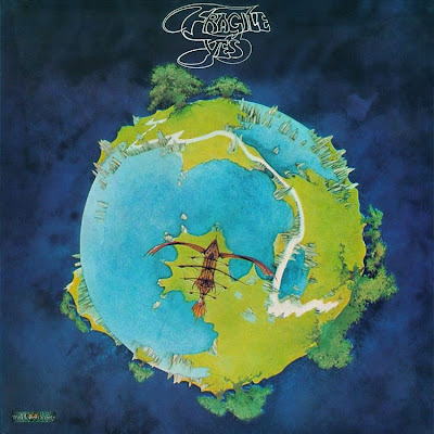 Yes ~ 1972a ~ Fragile