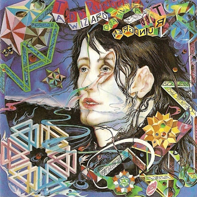Todd Rundgren ~ 1973 ~ A Wizard, a True Star