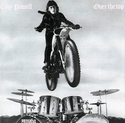Cozy Powell ~ 1979 ~ Over The Top