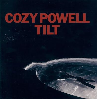 Cozy Powell ~ 1981 ~ Tilt