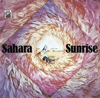 Sahara ~ 1974 ~ Sunrise