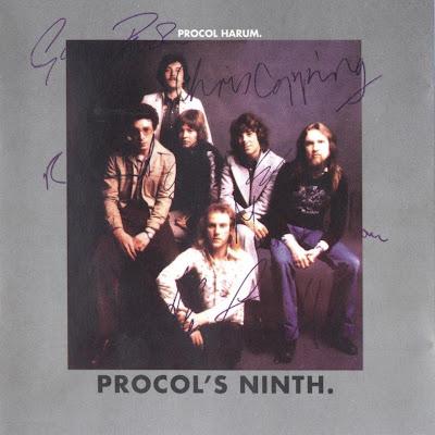 Procol Harum ~ 1975 ~ Procol's Ninth