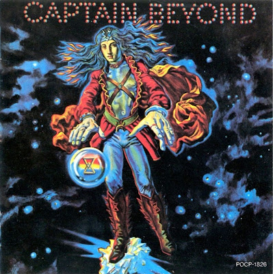 Captain Beyond ~ 1972 ~ Captain Beyond