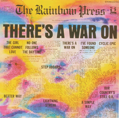 the Rainbow Press ~ 1968 ~ There's a War On