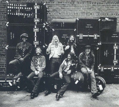 the Allman Brothers Band ~ 1971 ~ At Fillmore East