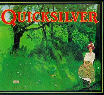 Quicksilver Messenger Service ~ 1969 ~ Shady Grove
