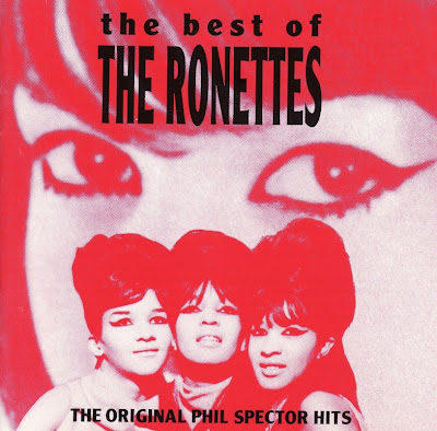 the Ronettes ~ 1992 ~ The best of The Ronettes - The original Phil Spector hits