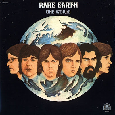 Rare Earth - 1971 - One World