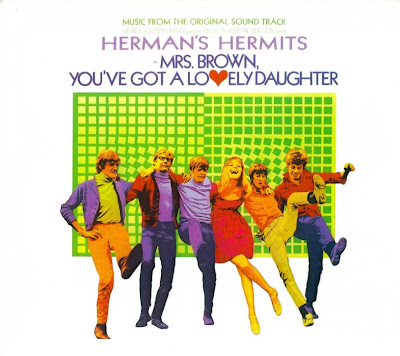 Herman's Hermits ~ 1968 ~ Mrs Brown, You've Got a Lovely Daughter