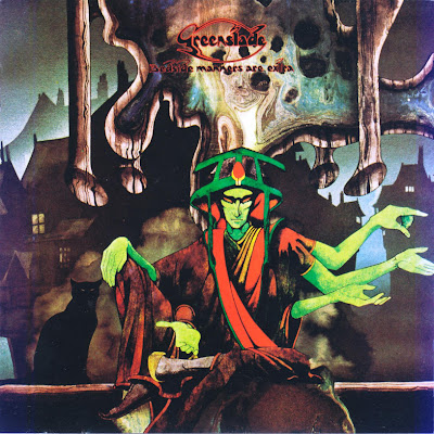 Greenslade ~ 1973 ~ Bedside Manners are Extra