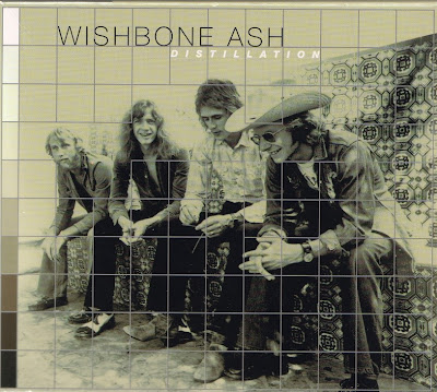 Wishbone Ash ~ 1997 ~ Distillation