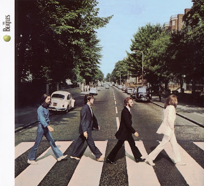 the Beatles ~ 1969 ~ Abbey Road