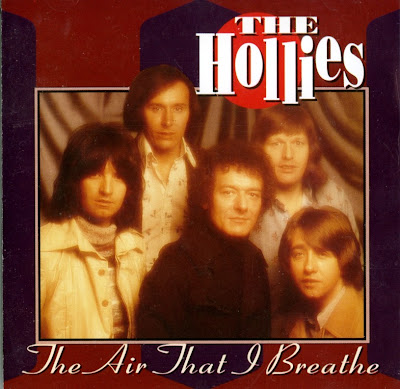 the Hollies ~ 1991 ~ The Air that I Breathe