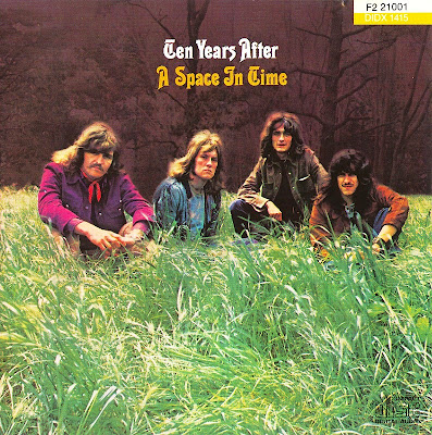 Ten Years After ~ 1971 ~ A Space in Time