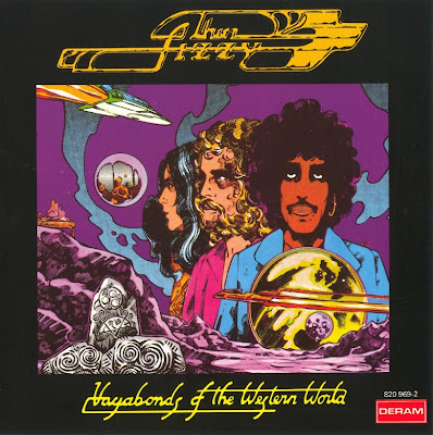 Thin Lizzy ~ 1973 ~ Vagabonds Of The Western World