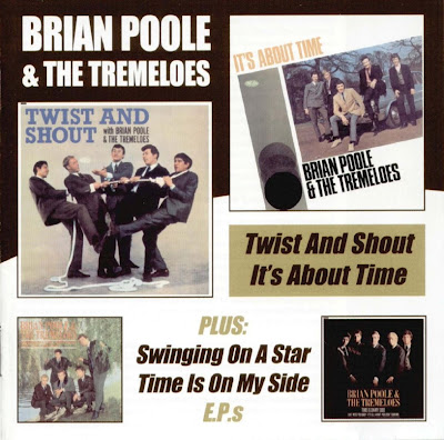 Brian Pool and the Tremeloes ~ 1963 ~ Twist And Shout + 1965 ~ It's About Time