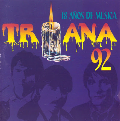 Triana ~ 1991 ~ 18 Anos De Musica Vol.1