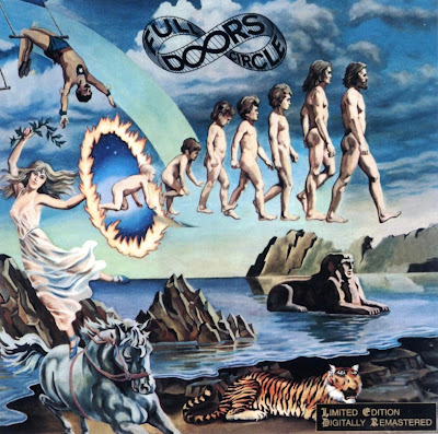the Doors ~ 1972 ~ Fool Circle