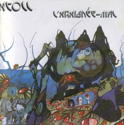 Atoll ~ 1975 ~ L'Araignée-Mal
