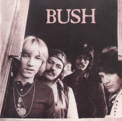 Bush ~ 1971 ~ Bush
