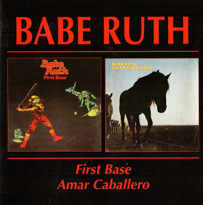 Babe Ruth ~ 1972 ~ First Base + 1973 ~ Amar Caballero