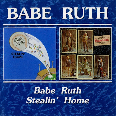 Babe Ruth ~ 1975 ~ Babe Ruth + 1976 ~ Stealin' Home