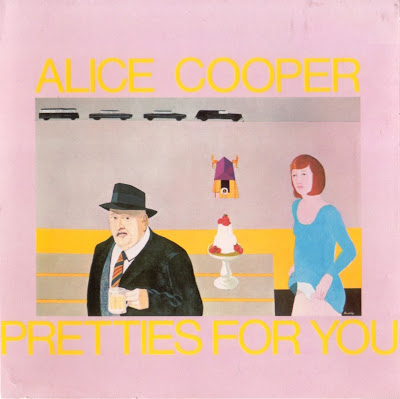 Alice Cooper ~ 1969 ~ Pretties For You
