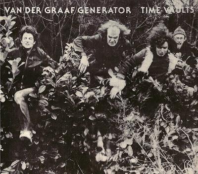 Van Der Graaf Generator ~ 1982 ~ Time Vaults