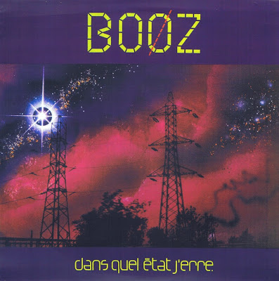Emmanuel Booz ~ 1979 ~ Dans Quel Etat j'Erre