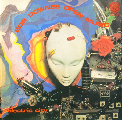 Bob Downes Open Music ~ 1970 ~ Electric City
