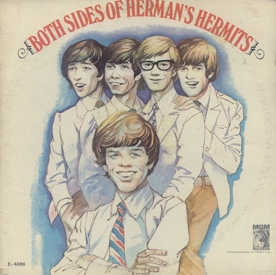 Herman's Hermits ~ 1966 ~ Both Sides of Herman's Hermits (original Lp)