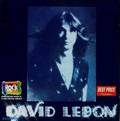 David Lébon ~ 1973 ~ David Lébon