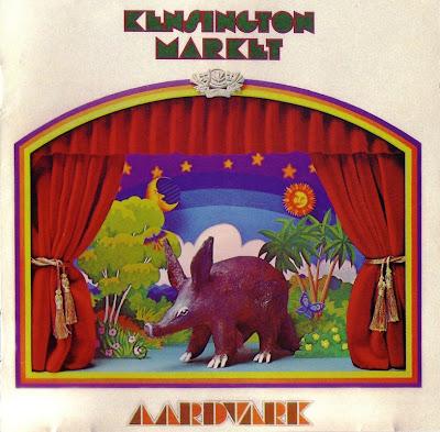Kensington Market ~ 1968 ~ Aardvark