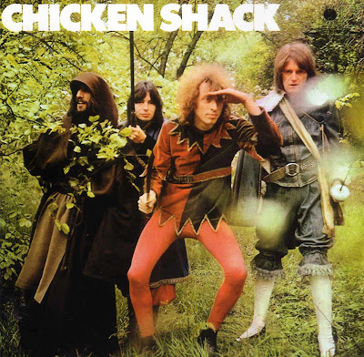 Chicken Shack ~ 1969 ~ 100 Ton Chicken
