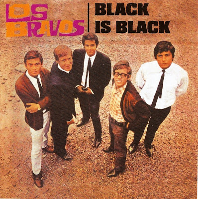 Los Bravos ~ 1966 ~ Black is Black