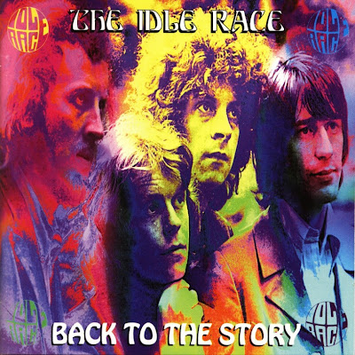 the Idle Race ~ 1996 ~ Back To The Story