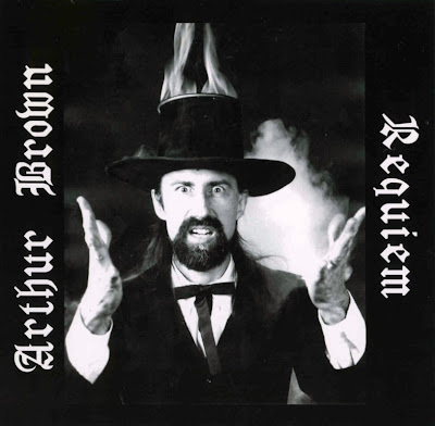 Arthur Brown ~ 1982 ~ Requiem
