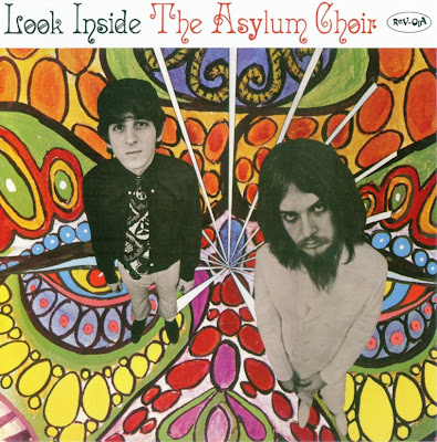 the Asylum Choir ~ 1968 ~ Look Inside the Asylum Choir