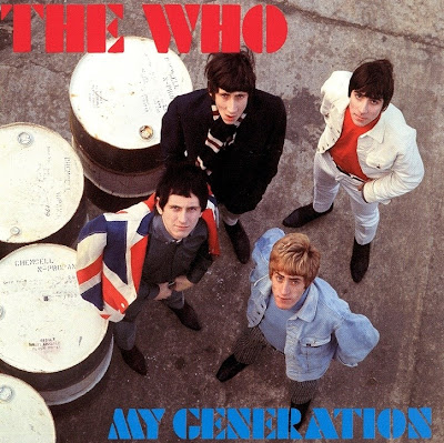 the Who ~ 1965 ~ My Generation