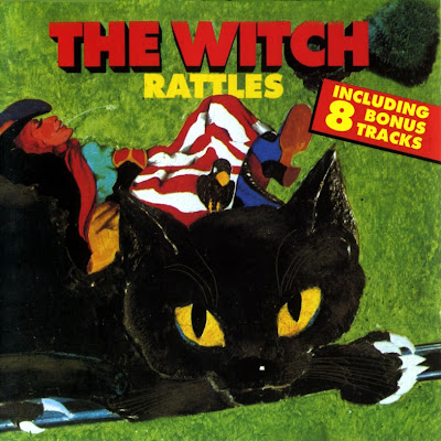 the Rattles ~ 1970 ~ The Witch