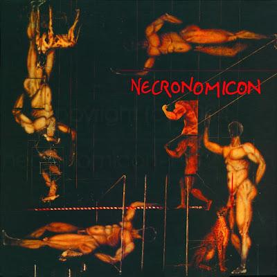 Necronomicon ~ 1990 ~ Vier Kapitel