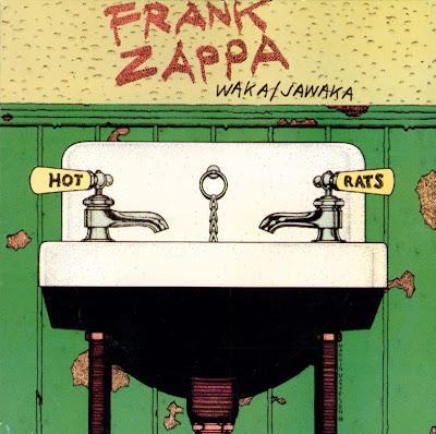 Frank Zappa ~ 1972 ~ Waka/Jawaka