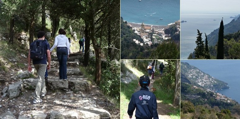 View Montepertuso descent