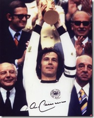 10 Franz Beckenbauer