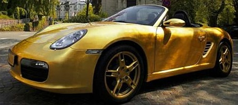 10 Absolutely incredible bling-bling vehicles  05