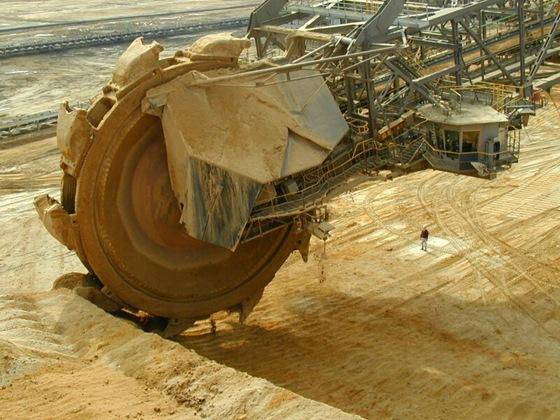 World Biggest Digging Machine by Krupp 09