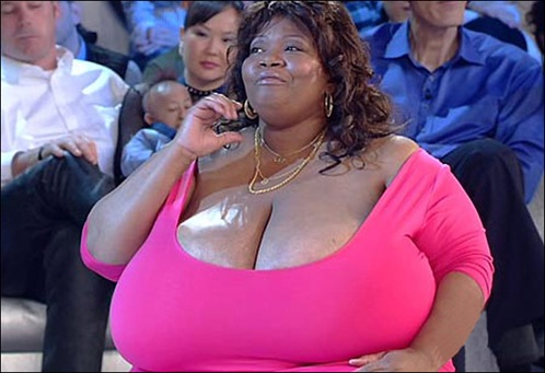 World's Largest Natural Breasts (Norma Stitz) 05