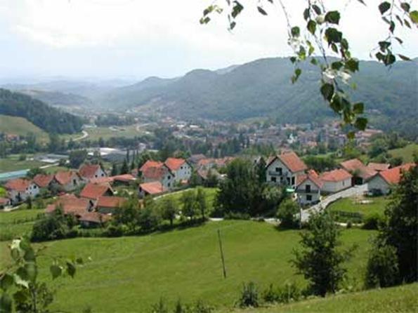 Guca Village
