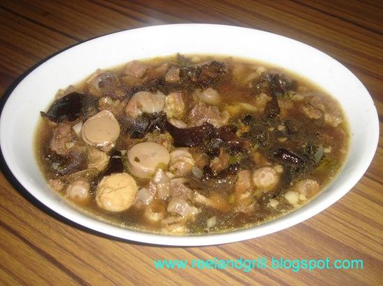 Soup No. 5-01